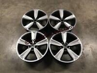 18 19 20 Inch Audi RS4 / RS5 Style wheels A4 A5 A6 A7 A8 5x112 Caddy Van Golf Seat Leon Skoda