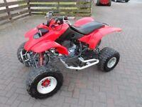 Honda trx sportrax 400 ex quad
