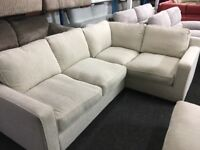 New/Ex Display Dfs Sydeny Corner Sofa