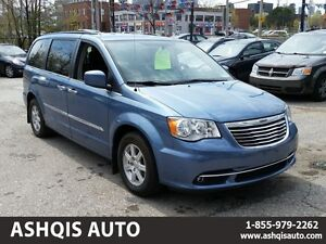 2012 Chrysler Town & Country Sold