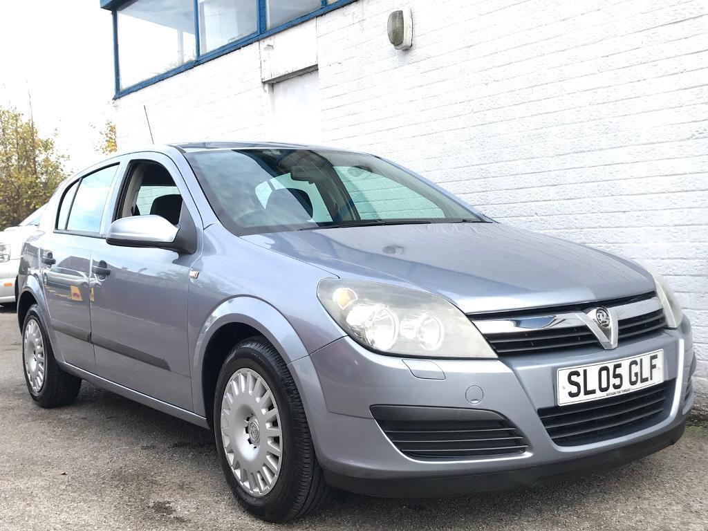 2005 VAUXHALL ASTRA, SILVER, 1.6 PETROL, JUST 52,000 MILES!!!