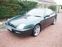 Honda Prelude 2.2 VTi 4WS. Excellent mechanical condition. 200bhp UK car (not import) New MoT.