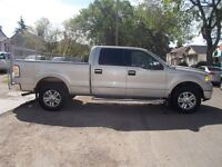 2006 Ford F-150 Lariat CREW CAB SHORT BOX 4X4 LOADED UP NICE!!!
