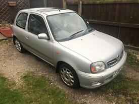 Nissan micra 2002 only 40k