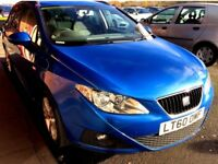 2010 SEAT IBIZA ST 1.4 SE SPORTS TOURER ESTATE, STUNNING CAR
