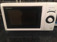 QUICK SALE - Microwave and Toaster