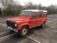 Land rover 110 county 1987