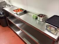 FREE DELIVERY ALL BELFAST>>> SINKS TABLES SHELVING CLADDING AND MORE