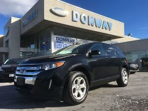 2014 Ford Edge SEL | NAVI | REVERSE CAMERA | PANO ROOF | LOW KM