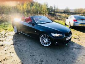 2007 BMW 320i M-SPORT COVERTIBLE