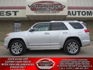 2010 Toyota 4Runner LIMITED V6 4X4, 7 PASS, LOADED, LOCAL TRADE!