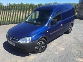 2011 11 VAUXHALL 1.3 CDTI COMBO 1700 PANEL VAN - *ONLY 1 FORMER KEEPER* - MAY 2018 M.O.T - CHEAP!