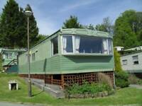 STATIC CARAVAN FOR HIRE ABERYSTWYTH MID WALES