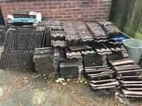 Roof Tiles over 150 tiles