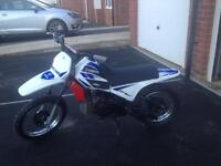 Yamaha PW80 kids motorbike