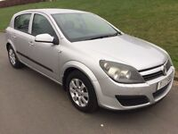 2005 VAUXHALL ASTRA 1.7 c.d.t.i DIESEL M,O,T, TO APRIL,,,,,, AND ALSO TAXED YES TAXED TO JULY