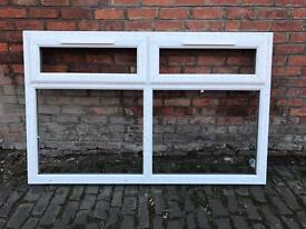 Casement Window White UPVC Double Glazed