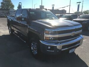 2015 Chevrolet SILVERADO 2500HD LTZ 4WD| Park assist Kingston Kingston Area image 7
