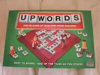 Upwords Board Game New