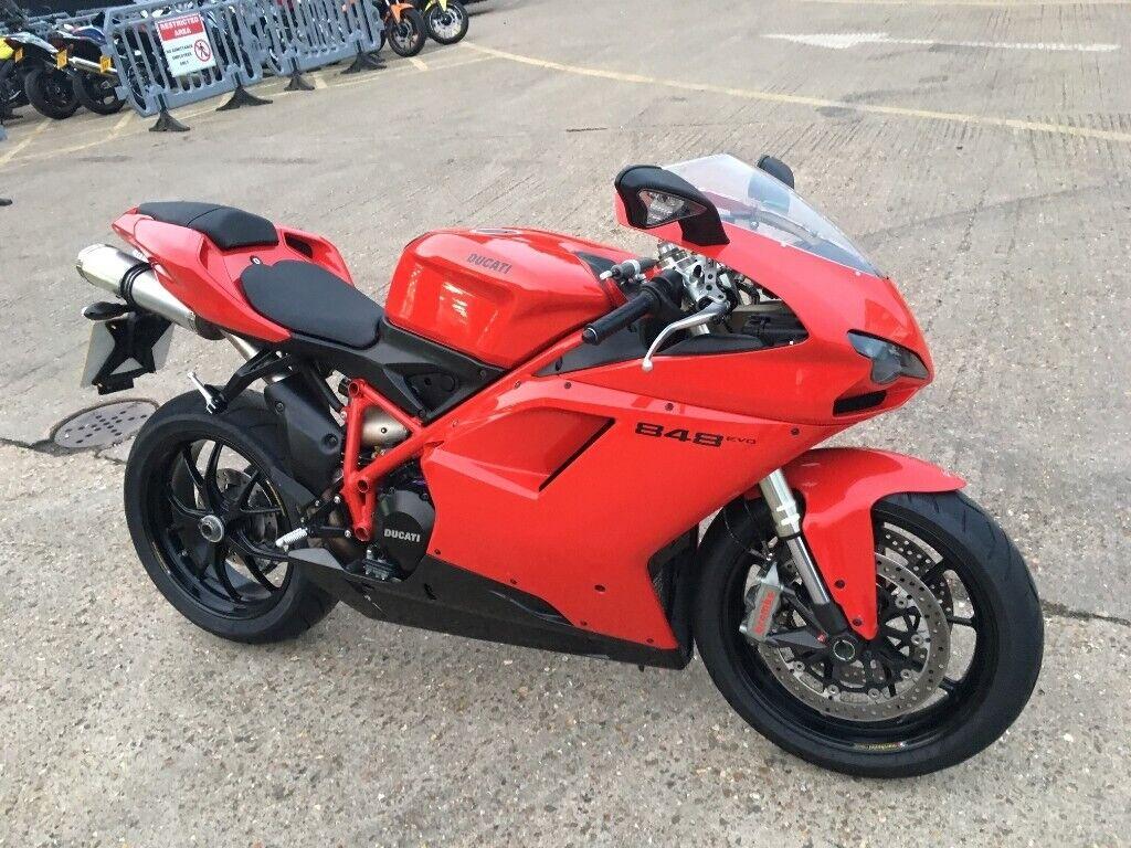 2013 Ducati 848 EVO For Sale | in Rugby, Warwickshire | Gumtree