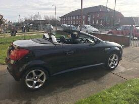 Vauxhall tigra 1.8. 2 door convertible