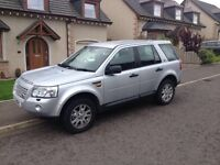 FOR SALE. LAND ROVER FREELANDER 2.2 TD4 XS MAN SILVER