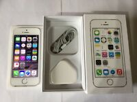 IPHONE 5s 16GB VODAFONE LEBARA TALK TALK WARRANTY & SHOP RECEIPT