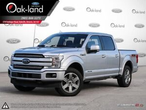 2018 Ford F-150 Lariat Used Former Ford Executive Driven
