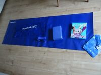 Reebok yoga set and palates DVD