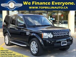 2011 Land Rover LR4 Navigation, Dual Sunroof, 93K kms