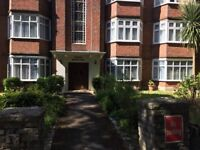 Very Large double room in shared luxury flat opp Beach 5 mins town centre Coop Uni lansdown Campus