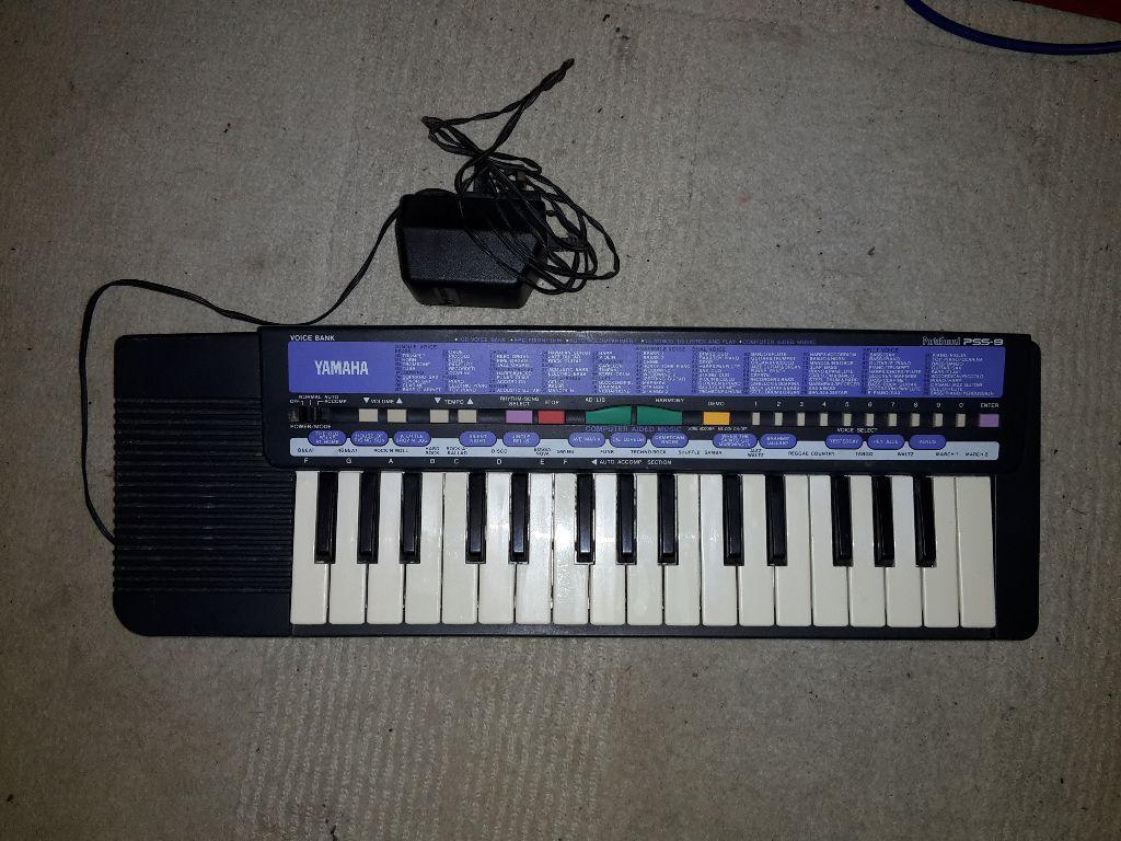 Yamaha Pss Chip