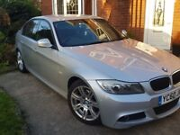 BMW 318D MSport, 2010, low mileage, £30 year road tax, excellent condition
