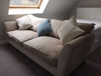 Stylish and comfy 4 seater sofa