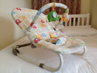 Cosatto Baby Bouncer - Nelly