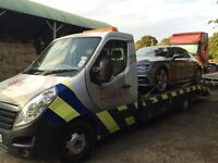 Car Recovery/ Delivery/ Transport Essex and Nationwide
