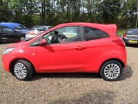 Ford Ka 1.2 Zetec 3 door 2012
