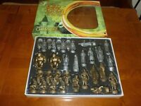 The Lord of the Rings The Fellowship of The Ring Chess Set