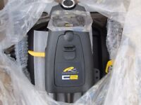 powakaddy C2 electric golf trolley,lithium battery & charger brand new boxed.