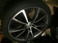 VXR replica alloy wheels (Vauxhall Audi etc)