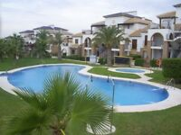 Superb 2 Bed 2 Bath holiday apartment at Vera Playa , Almeria. Great for families.
