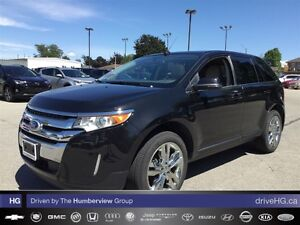 2013 Ford Edge Limited | NO ACCIDENTS | NAV | LEATHER |
