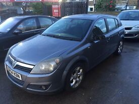Vauxhall Astra 1.7 CDTi 16v SXi 5dr, p/x welcome PART EXCHANGE TO CLEAR, FSH