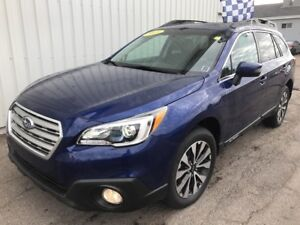 2015 Subaru Outback 2.5i Limited Package ALL WHEEL DRIVE | LO...