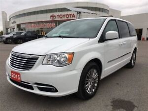 2015 Chrysler Town & Country Touring - Stow'n'Go, Leather & Back