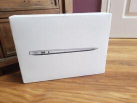 2017 Apple MacBook Air 13 with Apple warranty - November