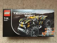 Lego Technic 42034 Quad Bike with Pull Back Action
