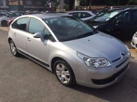 2008/08 CITREON C4 1.6 16V AUTOMATIC 5 DOOR,LOW MILEAGE,GREAT CONDITION,READY TO DRIVE AWAY TODAY
