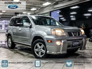 2006 Nissan X-Trail XE XTREME   SUNROOF   4X4     CERTIFIED