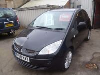 Mitsubishi COLT CZ3 DI D,3 door hatchback,leather interior,clean tidy car,runs and drives well,66k